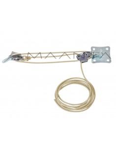 Nástěnný držák sady Kit Muscle x3 s posilovačem trakce